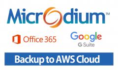 Office365 Backup | GSuite Backup to Cloud